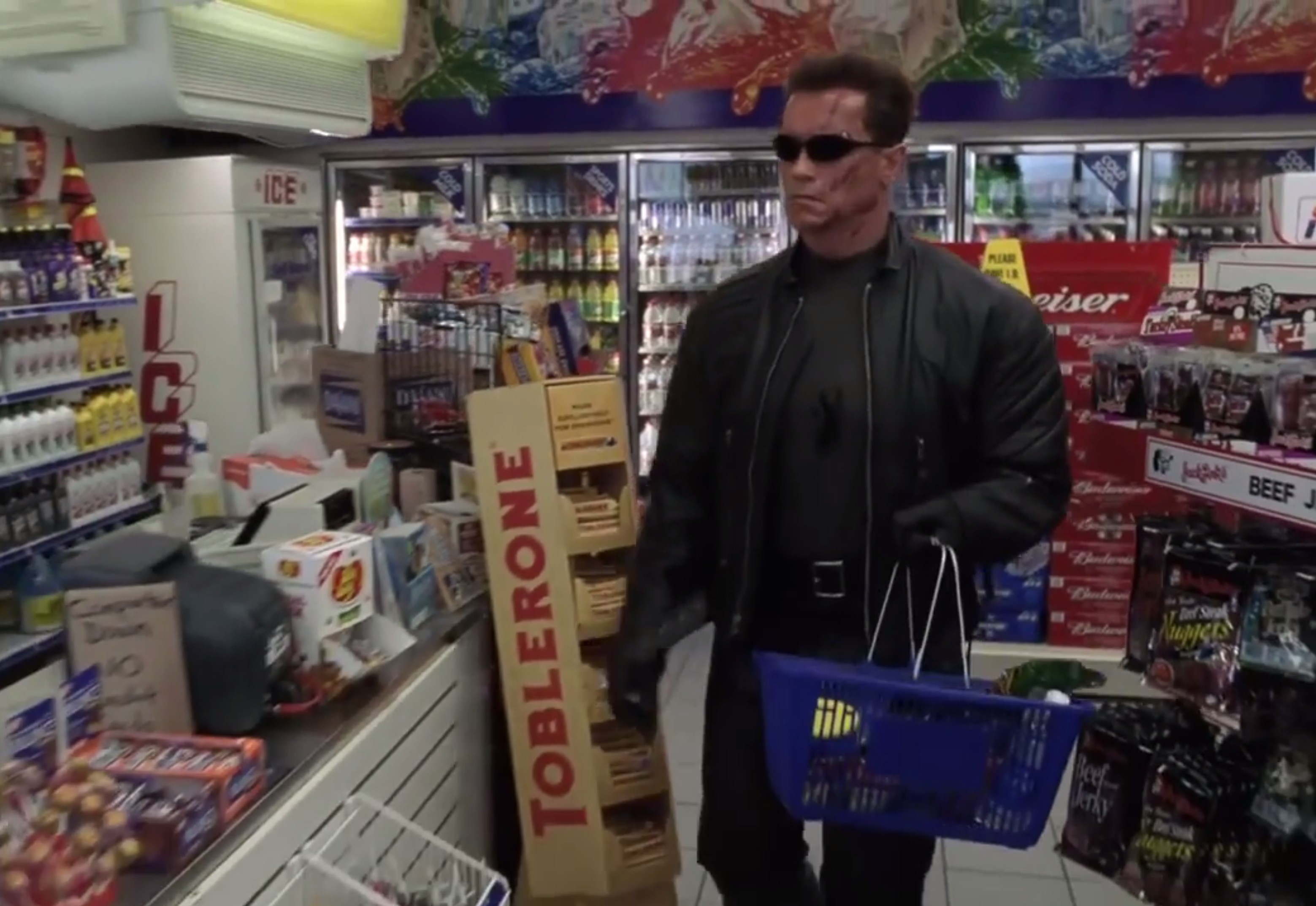 terminator shopping 2